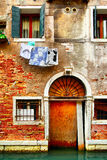 Old house in Venice Royalty Free Stock Photography