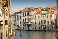 Old house in Venice, Italy Stock Images