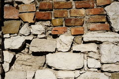 Free Old House Wall Royalty Free Stock Photo - 26349445