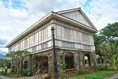 Philippines Old house Royalty Free Stock Photos
