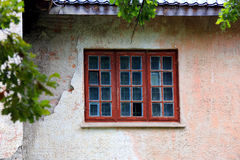 Old house window Royalty Free Stock Images