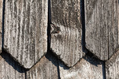 Old house wooden wall Royalty Free Stock Photos