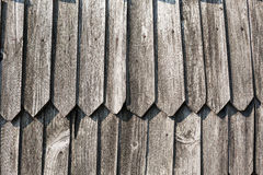 Old house wooden wall Stock Photo