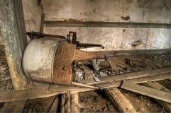 Old Household Equipment Stock Photo