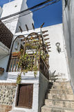 Old Houses. Are a typical Andalusian houses Royalty Free Stock Photos