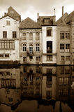 Old houses Royalty Free Stock Photos