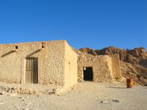 Old houses. In Tunisia stock photography