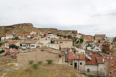 Old Houses in Avanos Town, Turkey