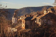 Old houses, Bulgaria Royalty Free Stock Image