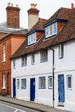 Old houses England Royalty Free Stock Photos