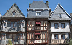 Old houses, France Royalty Free Stock Photography