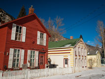 Old Houses Royalty Free Stock Image