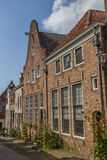 Old houses in the historical center of Deventer Stock Photos