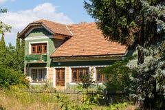 Old houses. Kiev, Ukraine Stock Photography
