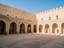 Old houses in medina in Sousse, Tunisia Royalty Free Stock Photography