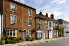 Old houses in New Street, Henley on Thames Stock Photo