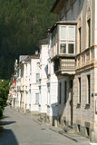 Old houses of Poschiavo Stock Image