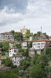 Old Houses In Safranbolu Turkey. Old house in World Heritage Site; Safranbolu Royalty Free Stock Photography