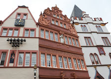 Old houses in Trier Stock Image
