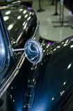 Old Hudson's curves on car show Royalty Free Stock Photography