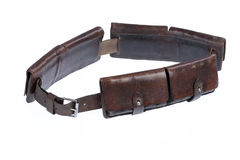 Free Old Hunter Bandolier Royalty Free Stock Image - 12438496
