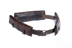 Old Hunter Bandolier Stock Photos