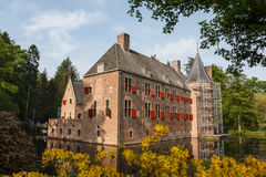 Old hunting castle near Het Loo Royalty Free Stock Photography