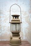 Old hurricane lamp Royalty Free Stock Photos