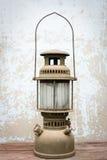Old hurricane lamp Royalty Free Stock Photo