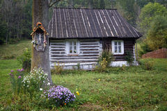 Old Hut Royalty Free Stock Photo