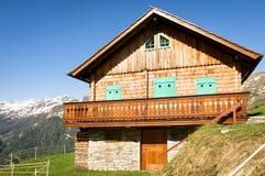 Old hut Royalty Free Stock Photos