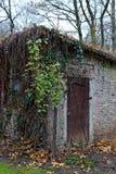 Old hut in Tiergarten, Berlin Royalty Free Stock Photo