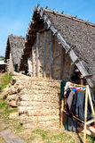 Old hut Stock Image