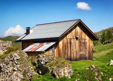 Old hut Royalty Free Stock Images