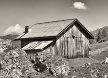 Old hut Royalty Free Stock Photography