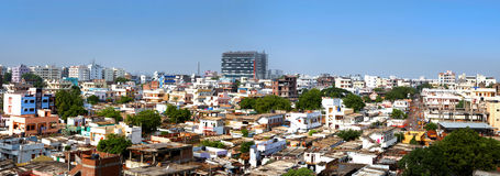 Old Hyderabad Panorama Royalty Free Stock Photo