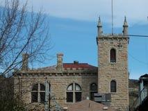 Old Idaho Penitentiary Stock Photography