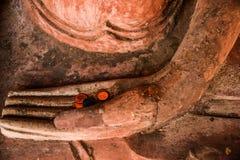 Old image of Buddha Stock Image