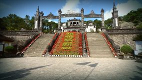 Old imperial city Hue royalty free stock photo