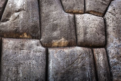 Old Inca wall Royalty Free Stock Photos