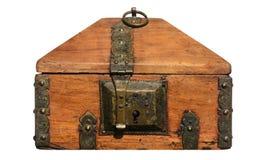 Old Indian Jewel Box Stock Image