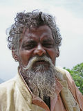 Old Indian Man Stock Images