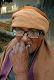 Old Indian Man Royalty Free Stock Photo