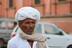 Old Indian men Stock Photography