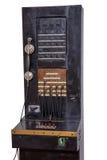 Old induction telephone exchange Royalty Free Stock Photo