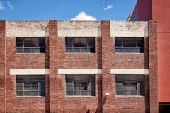 Old Industrial Architecture Stock Photos