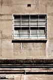 Old Industrial Architecture Royalty Free Stock Photography