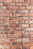 Old Industrial Brick Building Wall Royalty Free Stock Photography