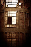 Old industrial building Royalty Free Stock Images