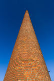 Old Industrial Chimney Stock Photo